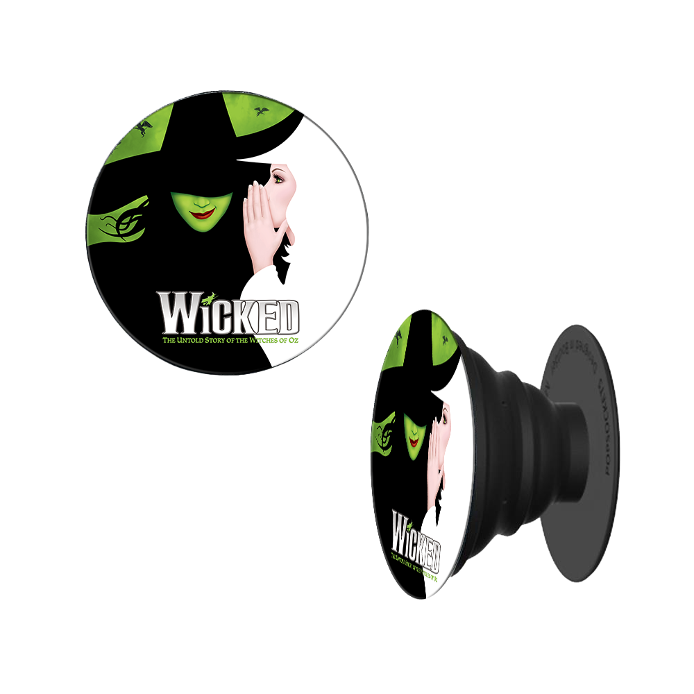 Wicked Two Witch Pop Socket