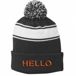 The Book of Mormon Hello Pom Beanie