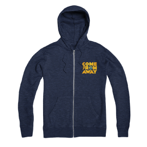 Come From Away Islander Hoodie