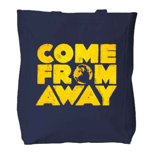 Come From Away Logo Tote Bag