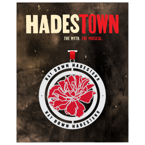 Hadestown Flower Spinner Ornament