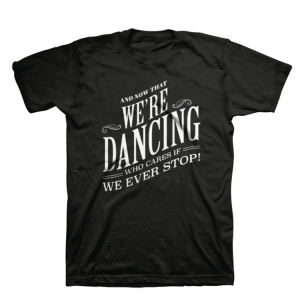 Hello, Dolly! Unisex Dancing Tee