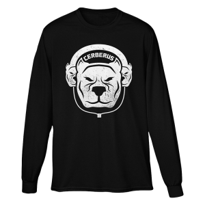 The Lightning Thief Cerberus Unisex Long Sleeve