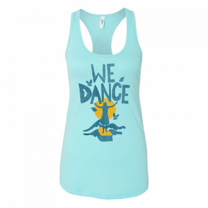 Once On This Island We Dance Tank Top