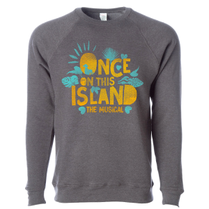 Once On This Island Unisex Logo Pullover
