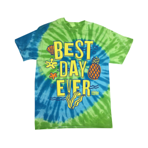 The SpongeBob Musical Best Day Ever Youth Tee