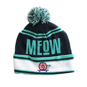 The SpongeBob Musical Meow Pom Beanie