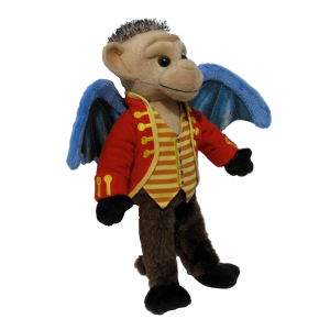 Wicked Chistery Plush Monkey