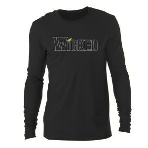 Wicked Song Title Long Sleeve
