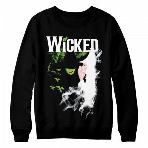 Wicked Unisex Two Witch Pullover
