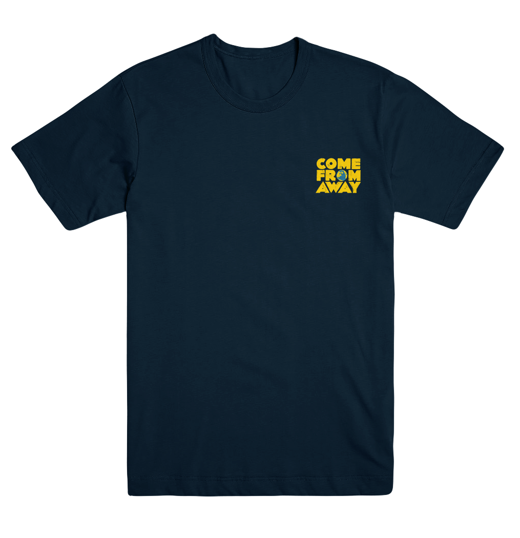 Come From Away North American Tour Tee