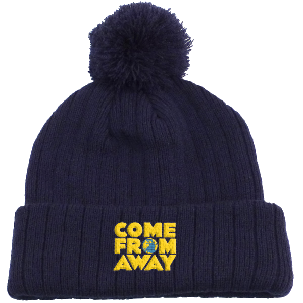 Come From Away Embroidered Beanie