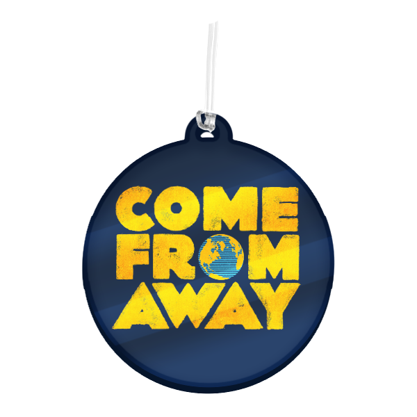 Come From Away Luggage Tag