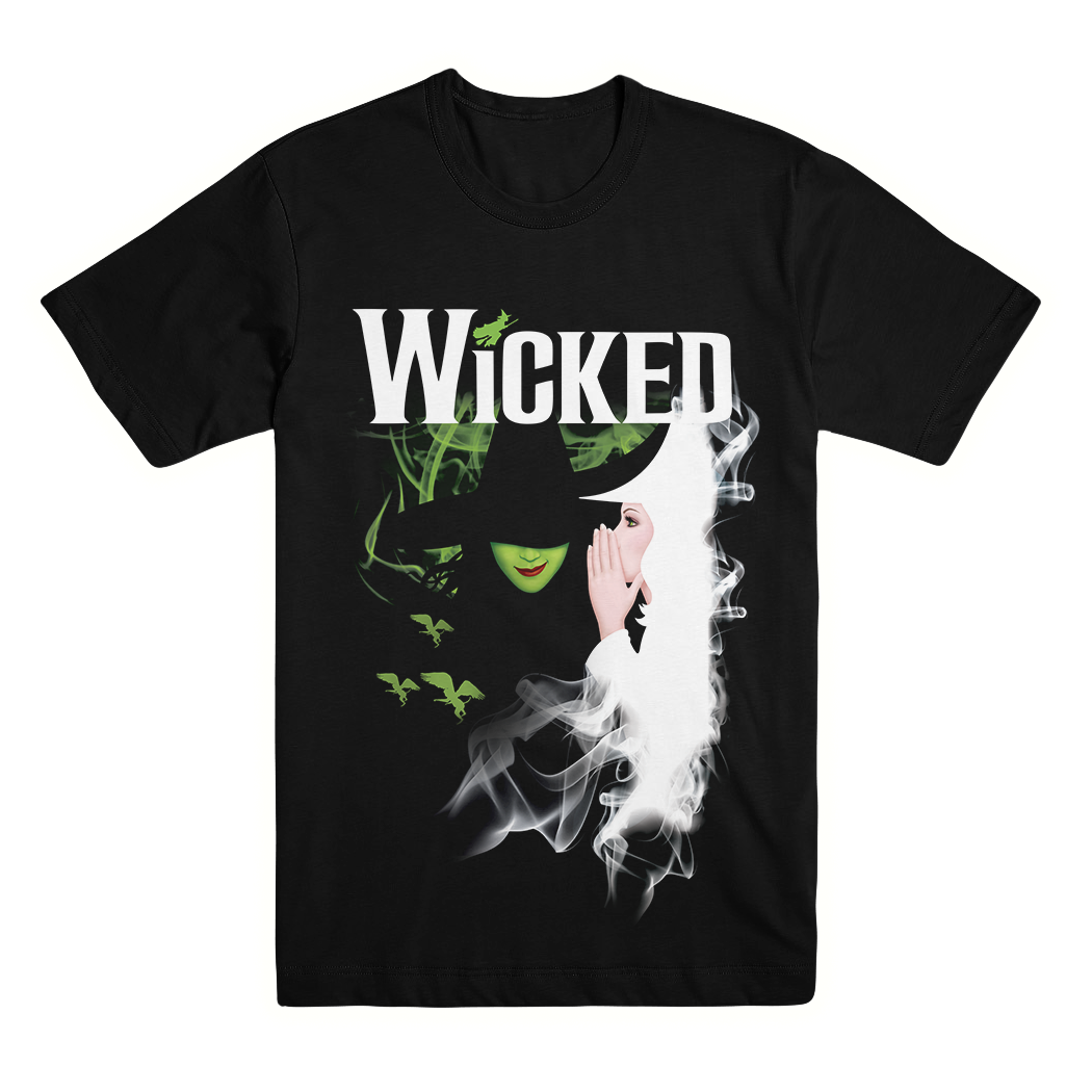 Wicked Unisex Two Witch Tee