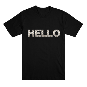 The Book of Mormon Hello Doorbell Tee