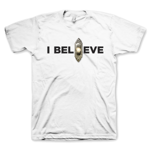 The Book of Mormon I Believe Tee