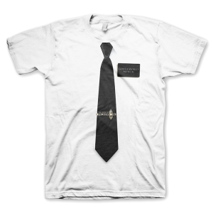 The Book of Mormon Tie Tee