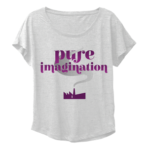 Charlie and the Chocolate Factory Pure Imagination Dolman