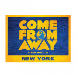 Come From Away NYC Magnet