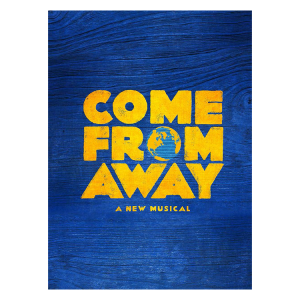 Come From Away Program Book