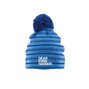 Dear Evan Hansen Striped Beanie