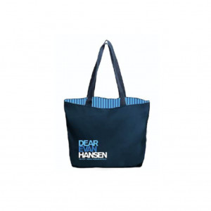 Dear Evan Hansen Striped Tote