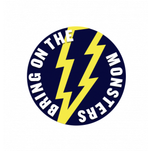 The Lightning Thief Bring on the Monsters Decal