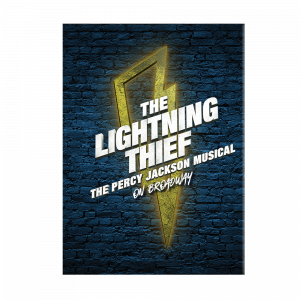 The Lightning Thief Broadway Magnet