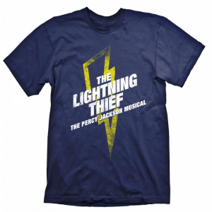 The Lightning Thief Youth Tour Tee