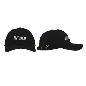 Wicked Chistery Logo Dad Hat