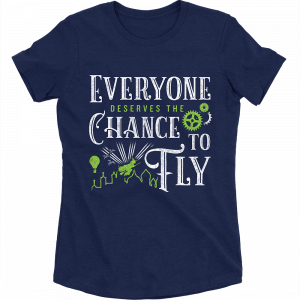 Wicked Women's Chance to Fly Tee